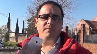 El fiscal Fernando Uriburu.