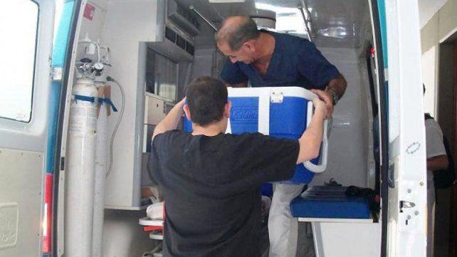 Donación multiorgánica favoreció a cinco pacientes en lista de espera