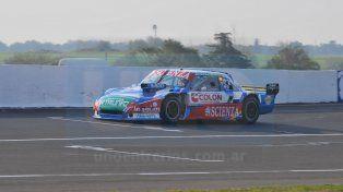 Angelini marcó el mejor tiempo en la primera clasificación del TC en Paraná