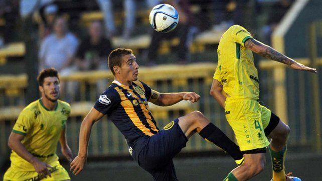 Rosario Central, con el debut de Teo Gutiérrez, juega frente a Defensa y Justicia
