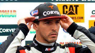 Matías Rossi voló en Paraná y se quedó con la clasificación del TC