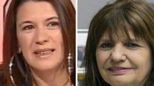 Cynthia García estalló contra Bullrich tras la detención del hombre que entró en su casa