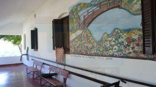 Un antiguo hospital de lepra que sobrevivió y hoy es un geriátrico