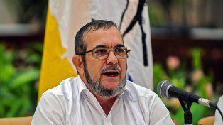 Rodrigo Londoño, alias Timochenko, jefe máximo de las FARC.