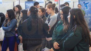 Este lunes inicia la Feria de Carreras para estudiantes Secundarios
