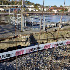 Fuerte preocupación por la calidad del agua en la costa de Paraná. Foto UNOMateo Oviedo.