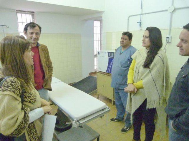 Reestructuran el centro de salud Corrales buscando más seguridad
