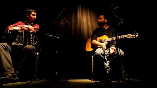 Cita. Ambos músicos se presentarán en el espacio cultural ubicado en el barrio Thompson.