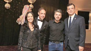 Cena de gala a  beneficio de Fundneo
