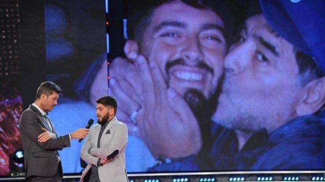 Diego Maradona Jr. contó los detalles del reencuentro con su padre