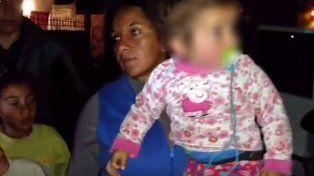 Paraná: Una niña de dos años cayó a las cloacas y fue rescatada por un vecino
