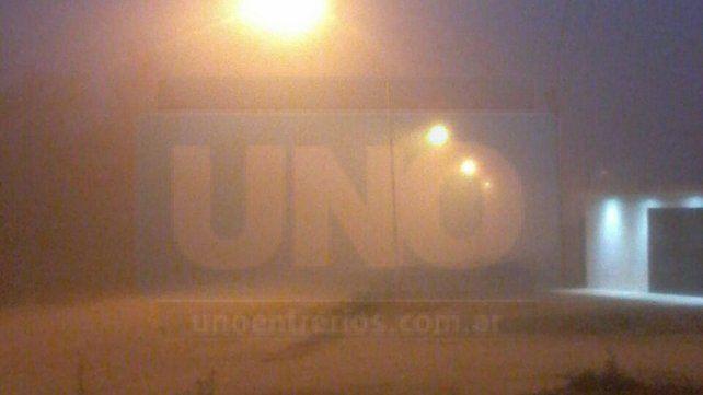 Piden circular con precaución por bancos de niebla en la provincia