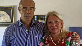 Carrió respaldó al jefe de la aduana desplazado: Es una víctima
