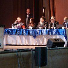 En audiencia pública, Enersa ratificó el pedido de una suba de tarifas del 23%
