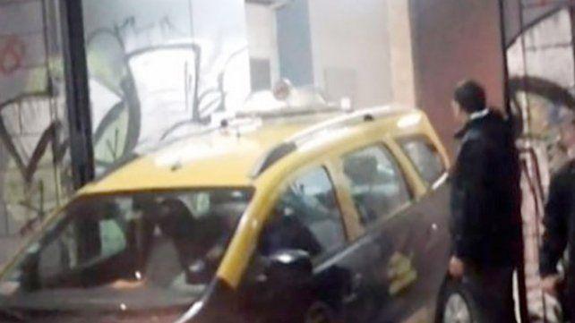Un taxista se negó a llevar al médico luego de la entrevista