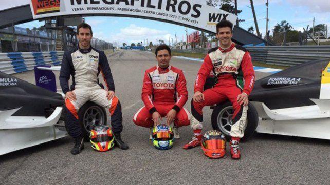 Tres pilotos del Súper TC 2000 chocaron en la autopista Rosario-Santa Fe