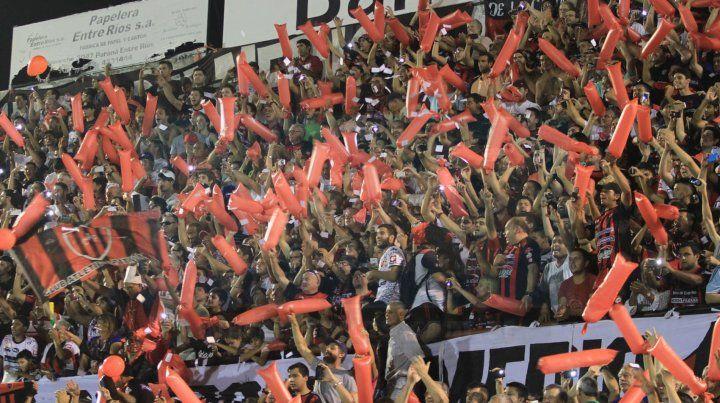 Patronato, entre los cinco clubes del fútbol argentino que nunca descendieron