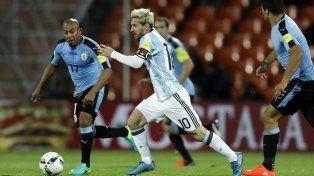 Argentina ganó de la mano de Messi