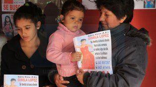 Desahuciada, la familia de Gisela López logró ayuda del gobierno