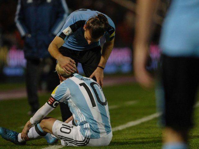 Messi no estará ante Venezuela