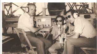 LT39 Radio Victoria AM 980 cumple años 44 años entre siete colinas