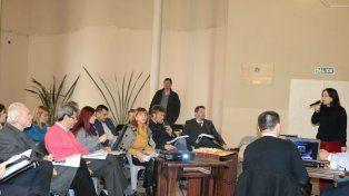 Los concejales analizaron la reglamentación sobre el servicio de colectivos