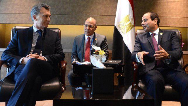 Mauricio Macri participó de los actos de apertura de la cumbre del G-20