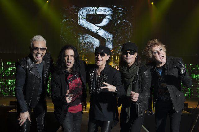 Scorpions y Whitesnake se presentarán el 15 y 16 en el estadio Malvinas Argentinas