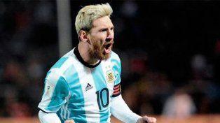 Messi: En algún momento se tiene que dar el título con Argentina