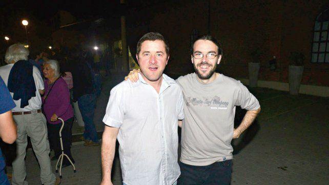 Carlos Aguirre Grupo  en La Vieja Usina
