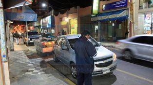 La Municipalidad ya aplica fuertes multas por mal estacionamiento