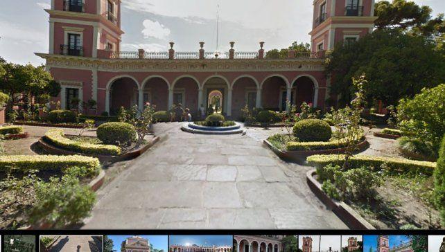 Puertas abiertas. El Palacio San José es uno de los lugares emblemáticos de la nueva colección.
