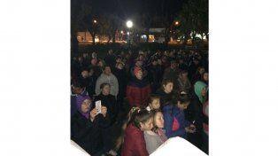 Hasenkamp contra la inseguridad: Queremos recuperar la tranquilidad