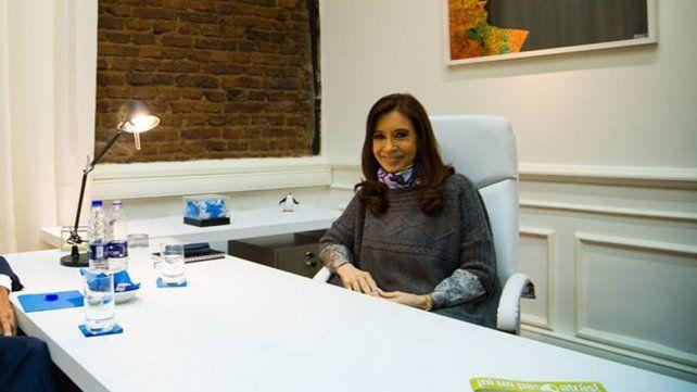 Cristina Fernández pidió el sobreseimiento en la causa por la venta de dólar futuro