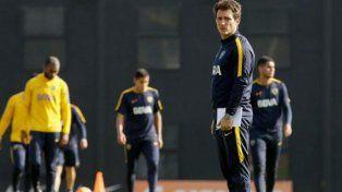 Guillermo preocupado por tener tantos jugadores lesionados.