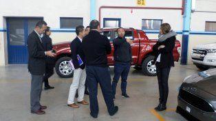 El Grupo Escobar Nation recibió a importante delegación de inversores japoneses.