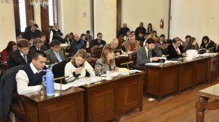 El Concejo Deliberante abrió el debate sobre la regulación del transporte urbano