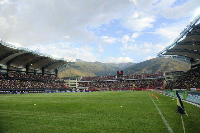El Estadio Metropolitano de Mérida