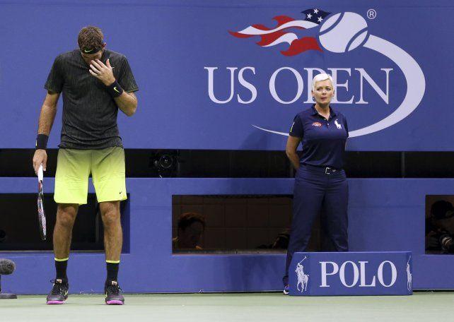 Nunca olvidaré lo que viví en el US Open durante estos días, confesó Del Potro