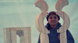 Seguí embelleció aún más su paseo con esculturas creadas en tiempo real