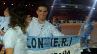 La intimidad del ciclista entrerriano Rodrigo López en los Juegos Paralímpicos