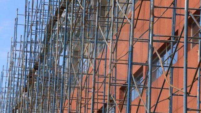 Registro. El mal momento de la construcción tiene gran incidencia en la economía de cada ciudad.