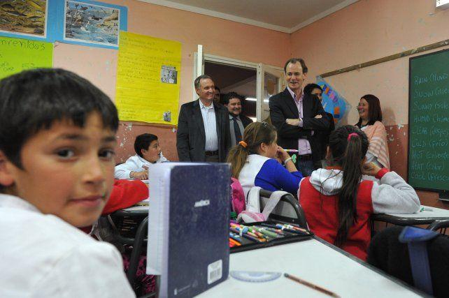 El gobierno invertirá  36 millones de pesos en la escuela de Alcaraz