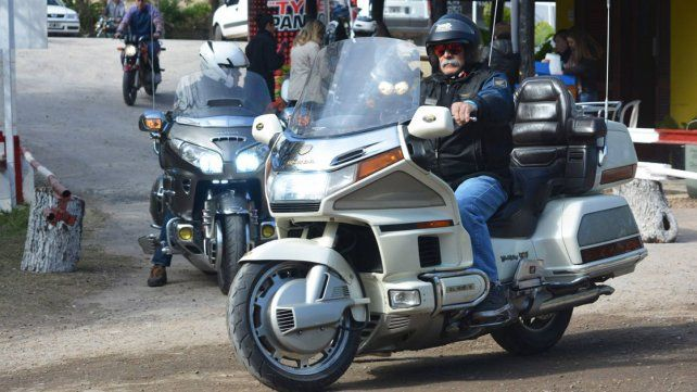 Encuentro. El ingreso de motos de calidad fue incesante.