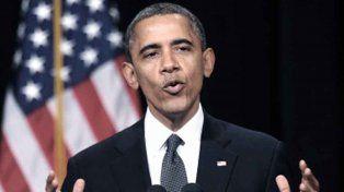El presidente de EEUU llamó a no ceder ante quienes buscan dividir a la sociedad