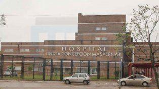 Irreversible. El baleado llegó sin vida al hospital Masvernat.