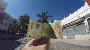 Ahora que circula el billete de 500 pesos hay que tener más cuidado