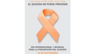 La provincia realiza un abordaje interdisciplinario para prevenir suicidios