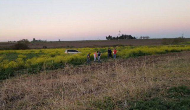 Una mujer murió y dos niños resultaron heridos en un vuelco en ruta 32