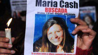 Buscan a María Cash en un lugar de culto en Salta